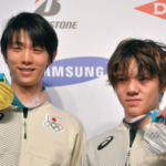 羽生選手金メダルで二連覇!!宇野選手初出場で銀メダル獲得!!